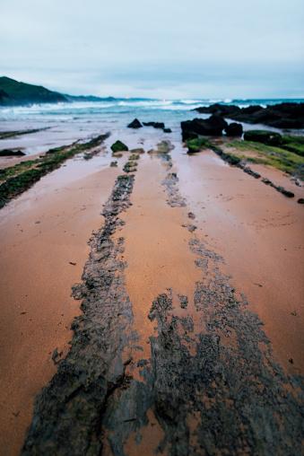 Wave「ロックでビーチ」:スマホ壁紙(5)
