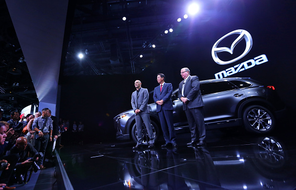 Mazda「Mazda @LA Auto Show」:写真・画像(11)[壁紙.com]