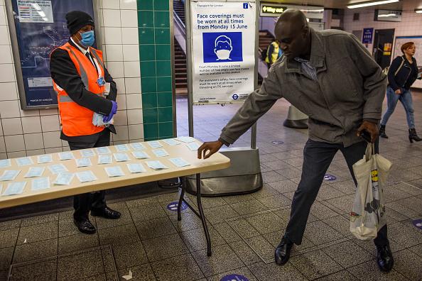 Transportation「England Prepares To Relax Further Aspects Of Coronavirus Lockdown」:写真・画像(12)[壁紙.com]