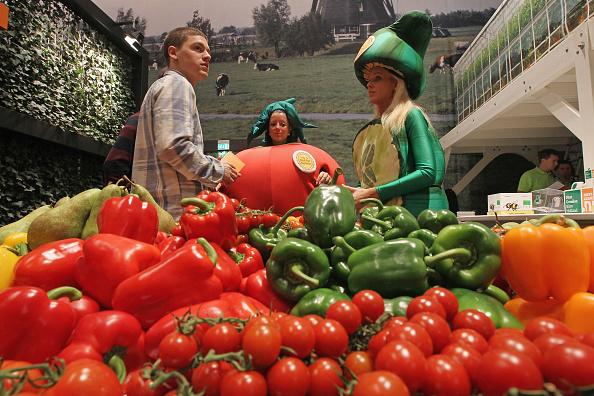 新鮮「2011 Gruene Woche Agricultural Trade Fair」:写真・画像(11)[壁紙.com]