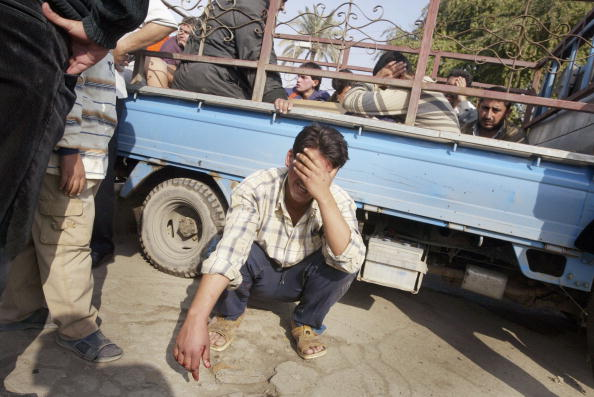Homemade「Roadside Device Claims At Least Four Lives In Baghdad Explosion」:写真・画像(7)[壁紙.com]