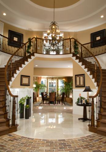 Staircase「Stair Entry Interior Design Home」:スマホ壁紙(10)