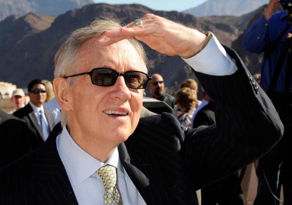 Mike Miller「LaHood, Harry Reid Attend Dedication Of New Bridge Near Hoover Dam」:写真・画像(6)[壁紙.com]