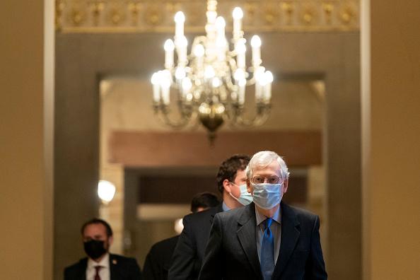 Joshua Roberts「Senate Returns To Capitol Hill To Resume Debate On Overriding Veto Of NDAA」:写真・画像(5)[壁紙.com]