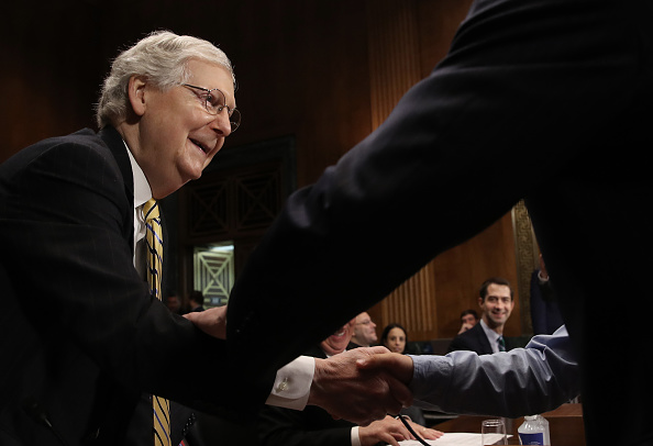 Win McNamee「Senate Judiciary Committee Holds Nomination Hearing For Kenneth Charles Canterbury Jr. To Be Alcohol, Tobacco, Firearms, and Explosives Director」:写真・画像(1)[壁紙.com]