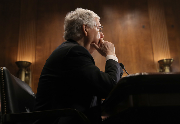 Win McNamee「Senate Judiciary Committee Holds Nomination Hearing For Kenneth Charles Canterbury Jr. To Be Alcohol, Tobacco, Firearms, and Explosives Director」:写真・画像(0)[壁紙.com]