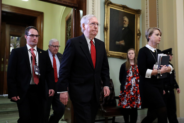トピックス「Senate Impeachment Trial Of President Donald Trump Begins」:写真・画像(16)[壁紙.com]