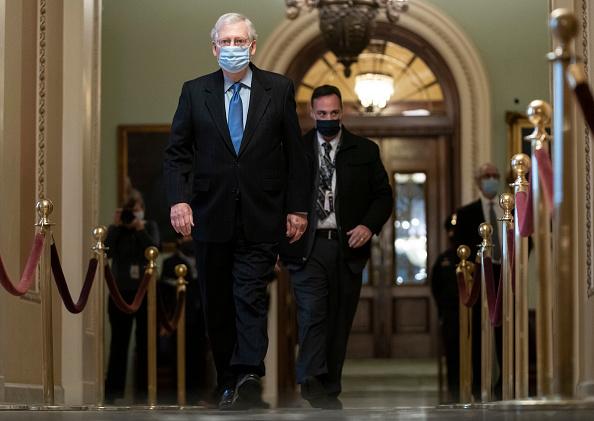 Joshua Roberts「Senate Returns To Capitol Hill To Resume Debate On Overriding Veto Of NDAA」:写真・画像(6)[壁紙.com]