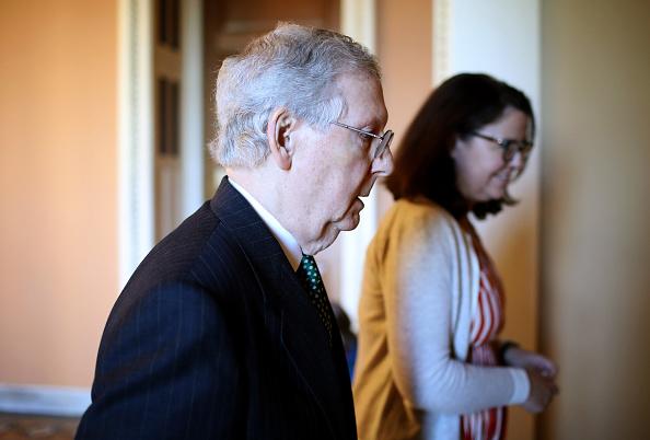 Win McNamee「Senators Await FBI Report On Supreme Court Nominee Brett Kavanaugh」:写真・画像(17)[壁紙.com]