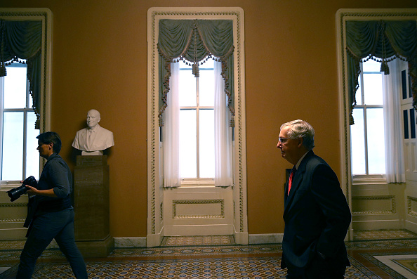 Photography「Senators Debate Health Care Bill On Capitol Hill」:写真・画像(19)[壁紙.com]