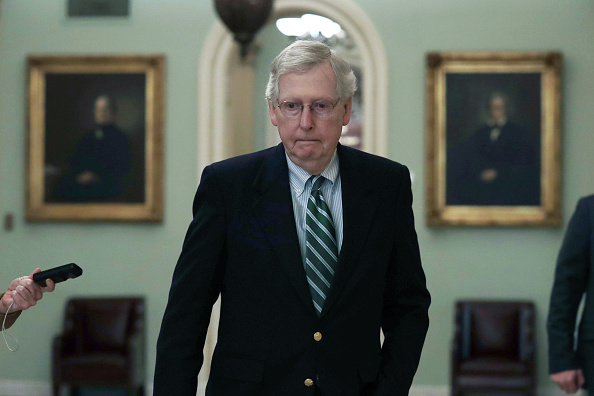 "Mitch McConnell「Senate Considers ""Strengthening America's Security In The Middle East Act""」:写真・画像(4)[壁紙.com]"