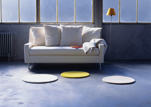Desk Lamp「Sofa」:スマホ壁紙(1)