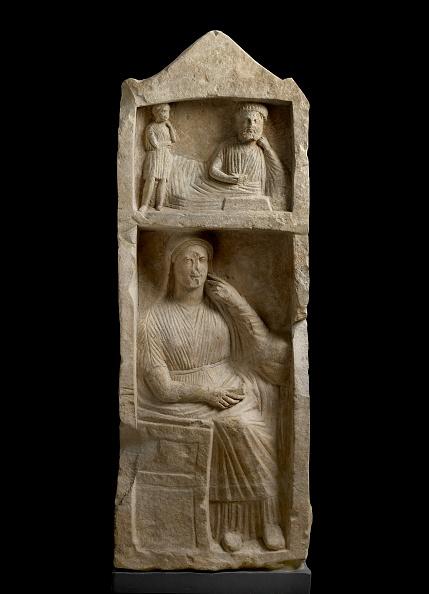Classical Greek「Limestone Tomb Stele」:写真・画像(19)[壁紙.com]