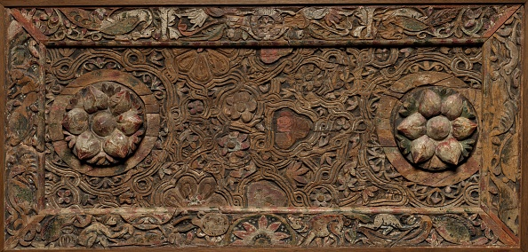 Octopus「Ornamental Panel (From A Ceiling?)」:写真・画像(2)[壁紙.com]
