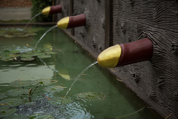 Tea Room「Chiang Mai's Erotic Garden Opens To The Public」:写真・画像(2)[壁紙.com]