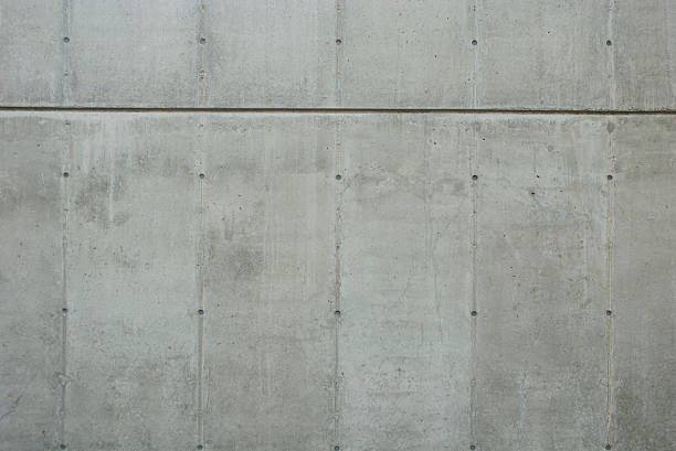 Raw New Concrete Wall Background with Texture:スマホ壁紙(壁紙.com)