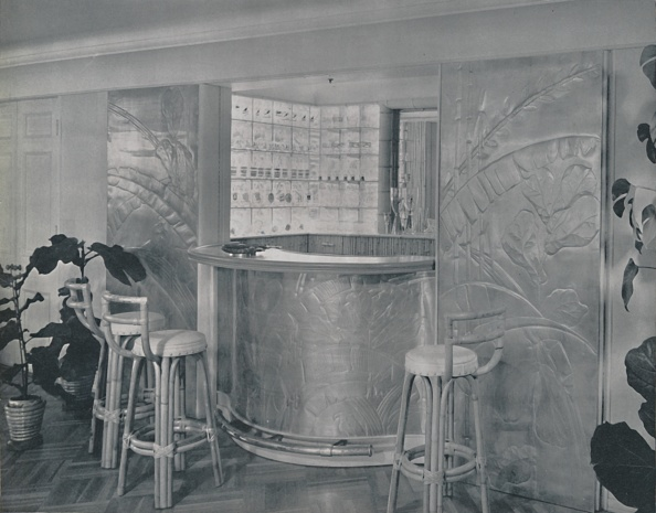Westwood Neighborhood - Los Angeles「Bar In The Home Of Mr And Mrs Miles Gray」:写真・画像(7)[壁紙.com]