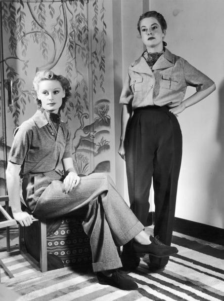 Wide Leg Pants「Daks Fashion」:写真・画像(13)[壁紙.com]