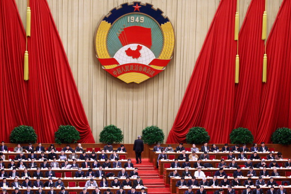 Authority「The Chinese People's Political Consultative Conference (CPPCC) Continues」:写真・画像(1)[壁紙.com]