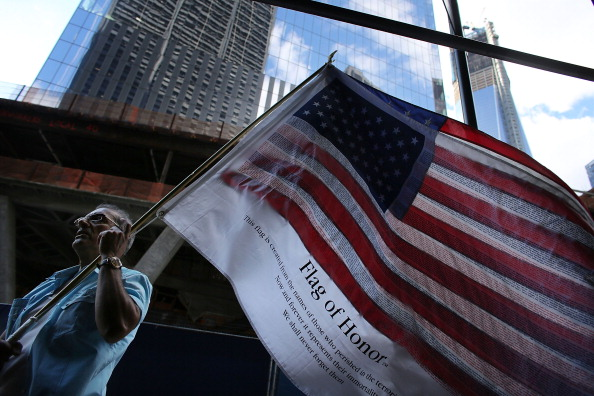 911 Remembrance「New York Prepares To Commemorate 11th Anniversary Of September 11 Attacks」:写真・画像(13)[壁紙.com]