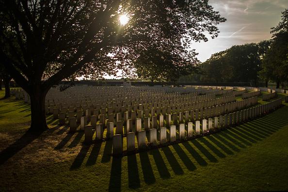 Christopher Furlong「Flanders Fields 100 Years Since The Great War」:写真・画像(11)[壁紙.com]