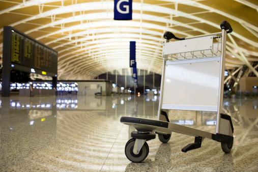 Airport Check-in Counter「Terminal」:スマホ壁紙(7)