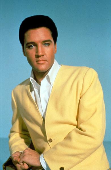 Yellow「Singer Elvis Presley...」:写真・画像(10)[壁紙.com]