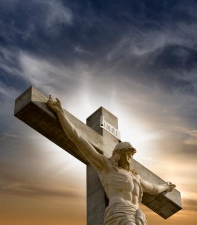 Crown - Headwear「Jesus hanging on the cross」:スマホ壁紙(3)