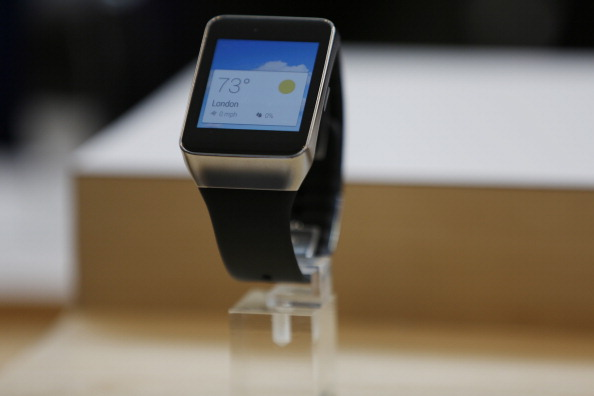 Smart Watch「Google Hosts Its Annual I/O Developers Conference」:写真・画像(4)[壁紙.com]