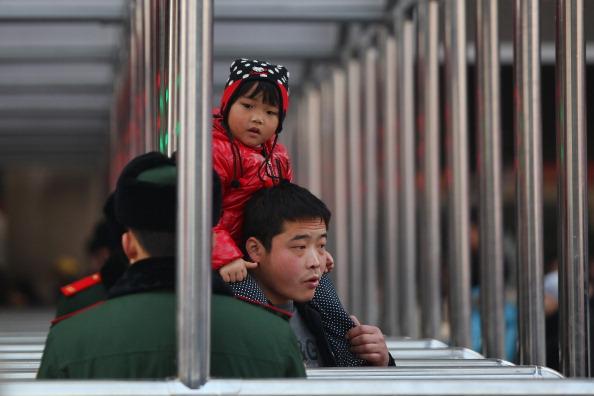 Chinese Culture「China's Spring Festival Travel Peak Starts」:写真・画像(3)[壁紙.com]