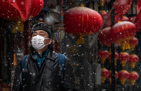 Shutter「Concern In China As Mystery Virus Spreads」:写真・画像(1)[壁紙.com]