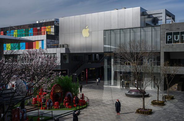 Apple Store「Concern In China As Mystery Virus Spreads」:写真・画像(13)[壁紙.com]