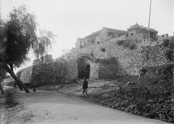 Tile「City Gate In Weihaiwei」:写真・画像(7)[壁紙.com]
