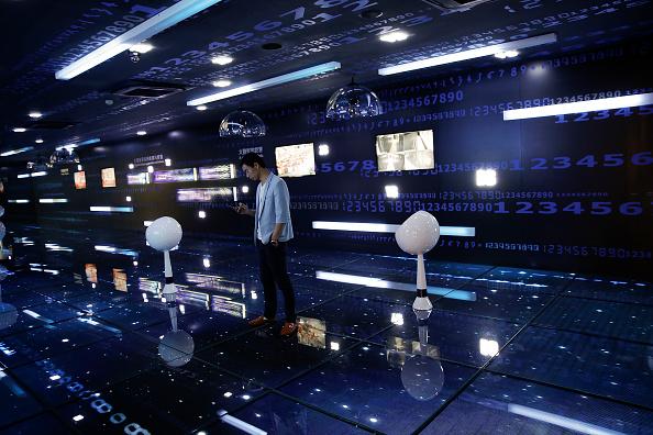 Big Data「China International Big Data Industry Expo 2017 (Big Data Expo)」:写真・画像(15)[壁紙.com]