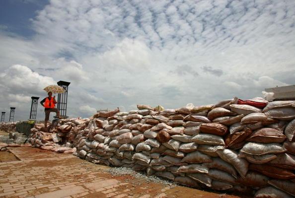 Sandbag「The Wuzhou City In The Flood」:写真・画像(12)[壁紙.com]