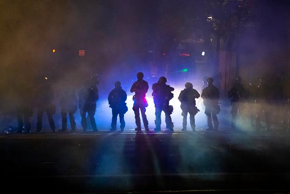 Oregon - US State「Feds Attempt To Intervene After Weeks Of Violent Protests In Portland」:写真・画像(6)[壁紙.com]