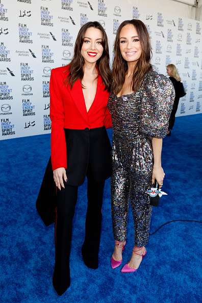 Catt Sadler「American Airlines at The 2020 Film Independent Spirit Awards」:写真・画像(11)[壁紙.com]