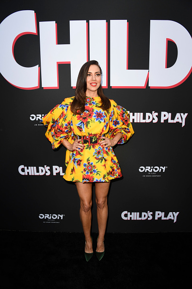"""Mini Dress「Premiere Of Orion Pictures And United Artists Releasing's """"Child's Play"""" - Arrivals」:写真・画像(9)[壁紙.com]"""