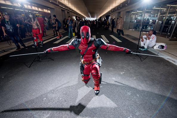 コスプレ「2018 New York Comic Con - Day 4」:写真・画像(9)[壁紙.com]