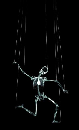 Marionette「Skeleton marionette」:スマホ壁紙(16)