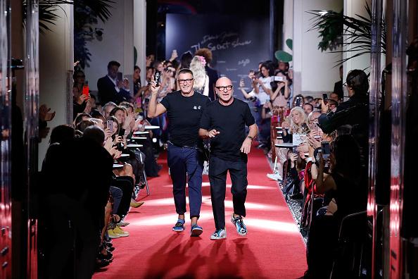 ファッション「Dolce & Gabbana Secret Show At Bar Martini - Runway - Milan Fashion Week SS 2018」:写真・画像(16)[壁紙.com]