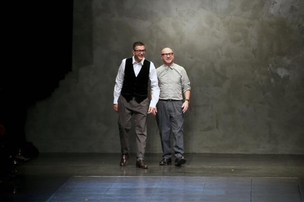Gratitude「Dolce & Gabbana - Runway - MFW F/W 2013」:写真・画像(3)[壁紙.com]
