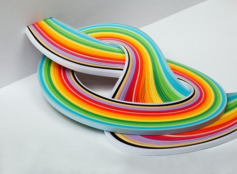 Equality「Paper Rainbow」:スマホ壁紙(3)