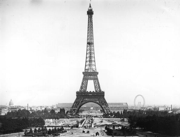 Eiffel Tower「Eiffel Tower」:写真・画像(6)[壁紙.com]