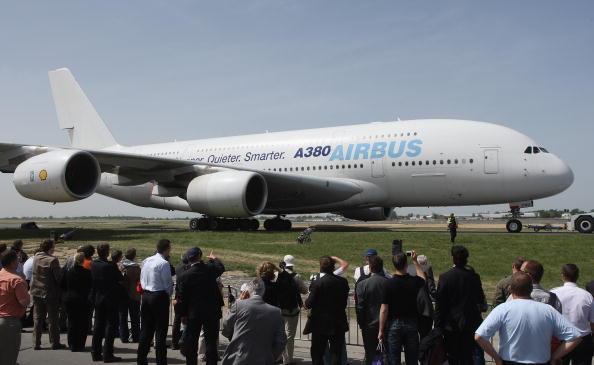Airbus A380「ILA Berlin Air Show」:写真・画像(12)[壁紙.com]