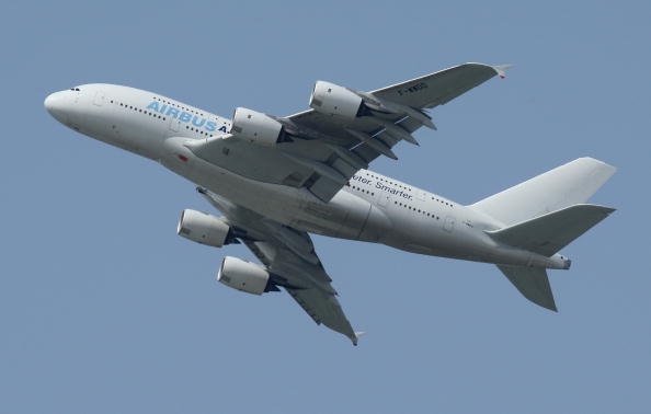 Airbus A380「ILA Berlin Air Show」:写真・画像(16)[壁紙.com]
