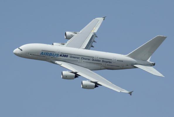 Airbus A380「ILA Berlin Air Show」:写真・画像(17)[壁紙.com]