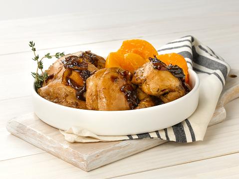 Peach「Balsamic Braised Chicken」:スマホ壁紙(17)