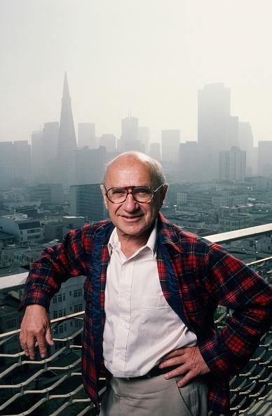 Urban Skyline「Economist Milton Friedman Portrait Session」:写真・画像(2)[壁紙.com]