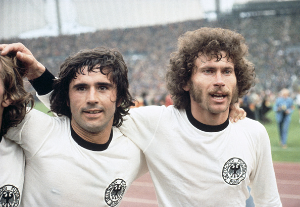 Netherlands「1974 FIFA World Cup Final West Germany v Netherlands」:写真・画像(12)[壁紙.com]